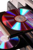 DVD player — Stock Photo