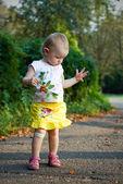 Kid je vhodné — Stock fotografie
