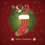 Christmas card — Stock Vector #7594796