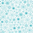 Seamless christmas background — Stock Vector #7728501