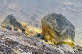 Sulphur stone — Stock Photo