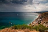 Sicilian seascape — Stock Photo
