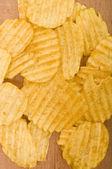 Patates cipsi — Stok fotoğraf