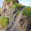 Stock Photo: Carrick-a-Rede