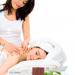 Beauty and spa — Stock Photo #7568487