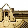 Aged typewriter — Stock Photo #7568524
