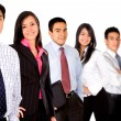 Group of business — Stock Photo #7568564
