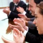 Business team success — Stock Photo