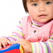 Early learning child — Stock Photo #7568609