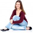 Casual woman portrait — Stock Photo #7568750