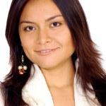 Business woman portrait — Stock Photo #7568952