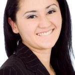 Business woman portrait — Stock Photo #7568966