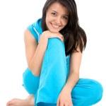 Casual girl portrait — Stock Photo #7569384