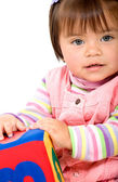 Early learning child — Stock Photo