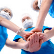 Medical team work — Stock Photo