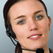 Business customer services — Stock Photo