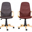 Стоковое фото: Business chairs - be different