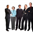 Business team - diverse — Stock Photo