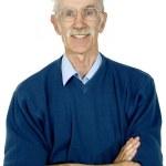 Potrait of an elderly man — Stock Photo #7634561