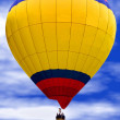 Balloon in the sky - Stockfoto