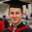 Royalty-Free Stock Photo: Graduating student portrait