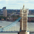 Tower bridge in london - Foto Stock