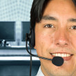 Royalty-Free Stock Photo: Friendly customer services team
