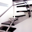 Modern stairs — Stockfoto