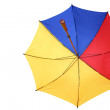 Colourful umbrella - Foto Stock