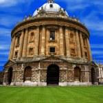 Oxford - radcliffe camera — Stock Photo