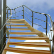 Stairway to heaven — Stock Photo #7635036
