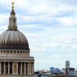Saint pauls cathedral — Stock Photo
