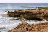Beach rocks 2 — Stock Photo