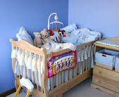 Baby bedroom — Stock Photo