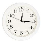 Generic wall clock — Stock Photo