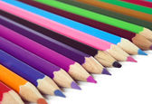 Colors in a row — Stock Photo