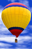 Balloon in the sky — Stock Photo