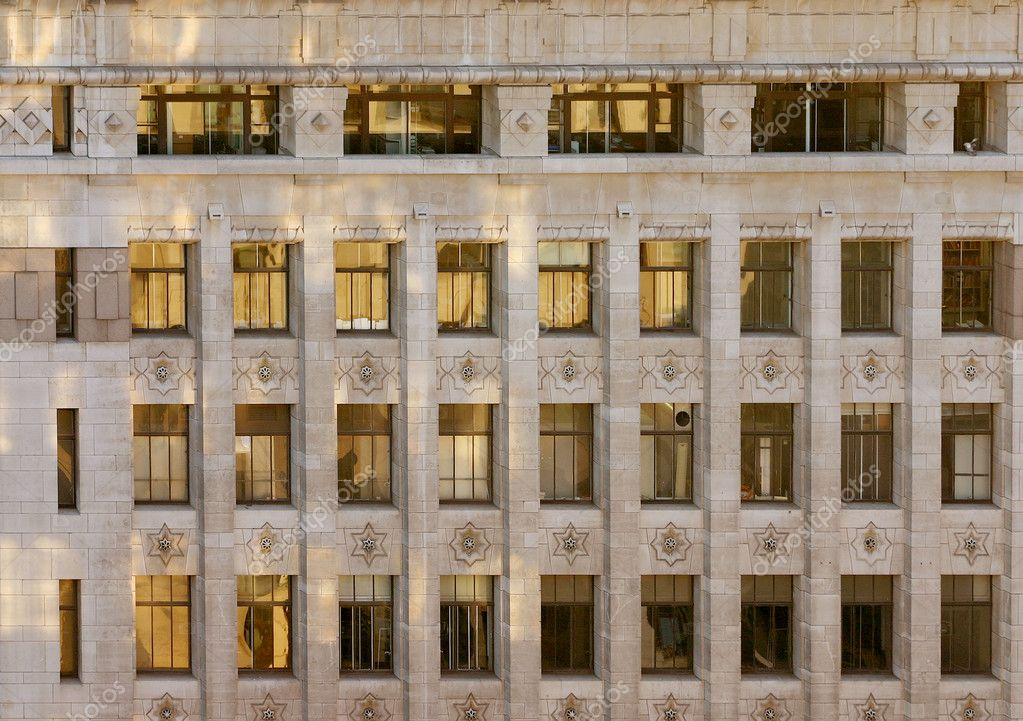 Repetition in Architecture — Stock Photo © andresr #7634245