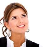 Business woman portrait — Stock Photo #7642874