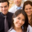 Business office team — Stock Photo #7642997