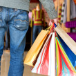 Shopping bags — Stockfoto #7643036