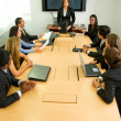 Business meeting — Stock Photo #7643073