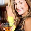 Party woman — Stock Photo #7643130