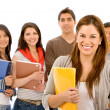 University students — Stock Photo #7643188