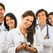 Group of doctors — Stock Photo #7643198