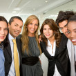Group of business — Stock Photo #7643215