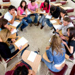 Royalty-Free Stock Photo: Students during a class