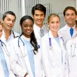 Doctors — Stock Photo #7643394