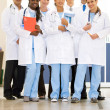 Stock Photo: Hospital doctors