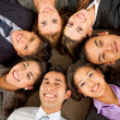 Business team work — Stock Photo #7643504